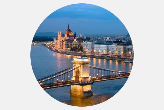 Vignette Budapest