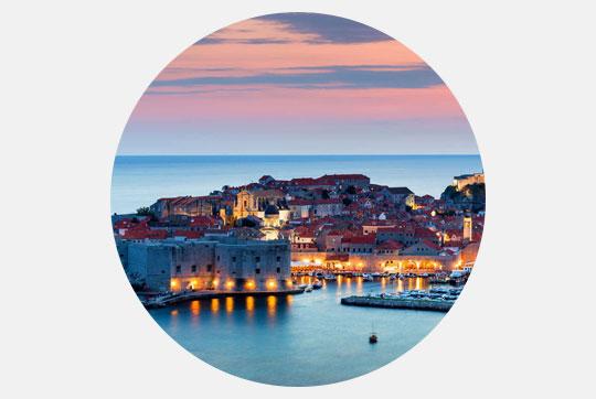 Vignette Dubrovnik