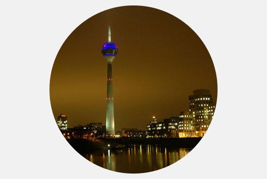 Vignette Düsseldorf