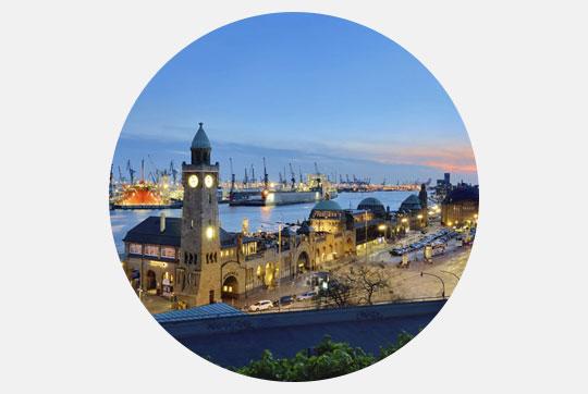 Vignette Hamburg