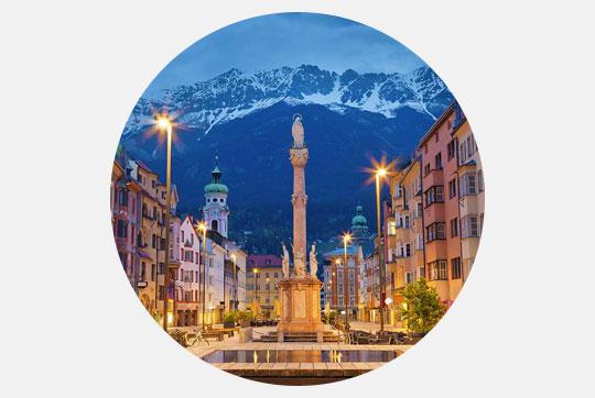 Vignette Innsbruck