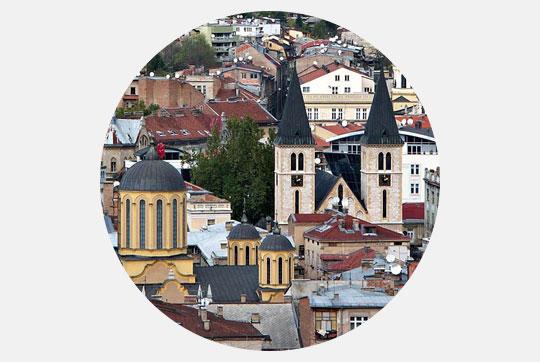 Vignette Sarajevo