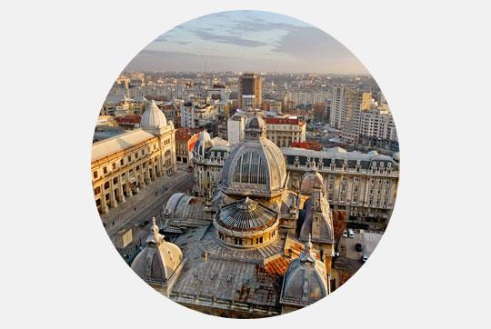 Vignette Bucharest