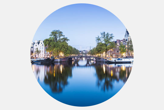 Vignette Amsterdam