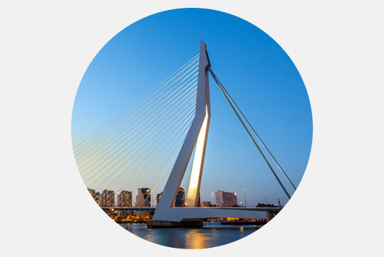 Vignette Rotterdam