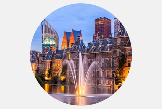 Vignette The Hague