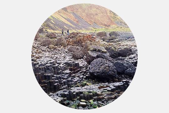 Vignette Antrim Coast