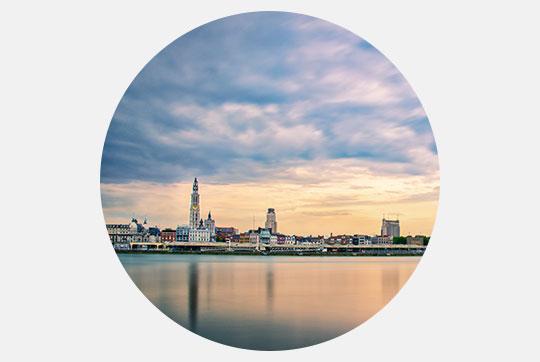 Vignette Antwerp