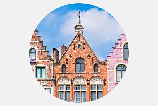Vignette Bruges