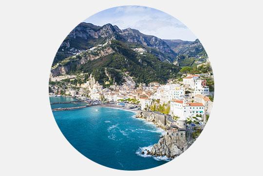 Vignette Amalfi Coast