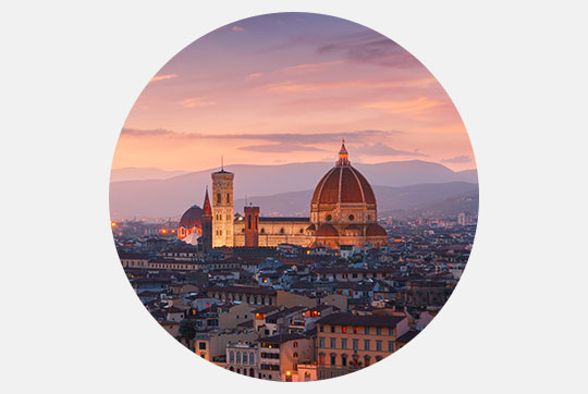 Vignette Firenze