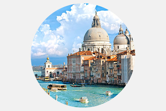 Vignette Venice